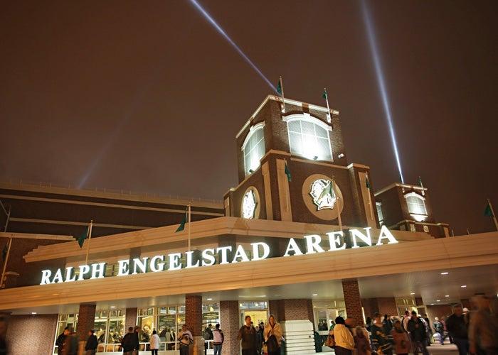 The Ralph & Photo Galleries | Ralph Engelstad Arena