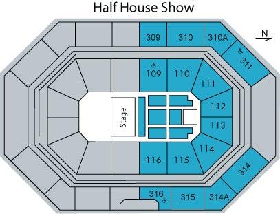 Half House Map